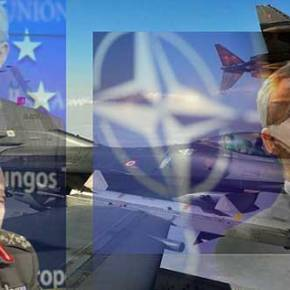 """""""Εναέριος Αττίλας"""" στο Αιγαίο και ΕΕ-ΝΑΤΟ αδιαφορούν! 44 υπερπτήσεις από την αρχή τουχρόνου!"""