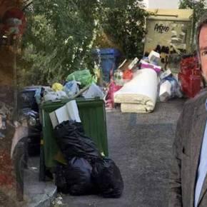 Ο Γ.Καμίνης κατάσχει σπίτια και αυτοκίνητα γιατί δεν πληρώνουν… κλήσεις οι άφραγκοι πολίτες ενώ η Αθήνα«βρωμοκοπάει»!