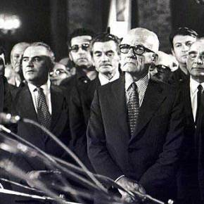 """Η """"απερίσκεπτη"""" φυγή της Ελλάδας από το ΝΑΤΟ και η """"άρον άρον"""" επιστροφή σαν σήμερα το1980"""