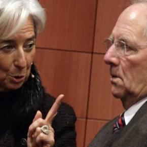 Μικρές προσδοκίες για συμφωνία ΔΝΤ – Ευρώπης για την Ελλαδα στηνΟυάσιγκτον