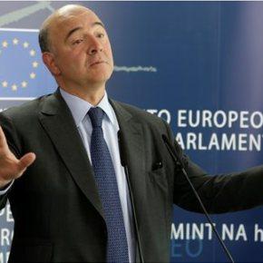 Μοσκοβισί: «Η εκταμίευση της δόσης είναι απόδειξη πως η Ελλάδα έχει κάνειπρόοδο»