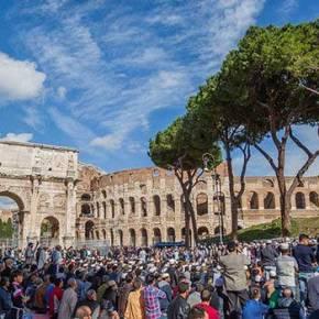 Αποκαλύπτουμε… Μουσουλμανικό πανδαιμόνιο στη Ρώμη! ΤΟΥΣ… ΤΑ ΕΚΛΕΙΣΑΝΟΛΑ!