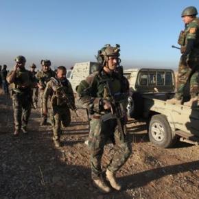 Ιράκ προς Τουρκία: Οι Ιρακινοί θα απελευθερώσουν τηνΜοσούλη