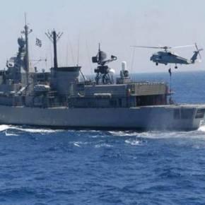 ΤΟ ΙΔΙΟ ΕΠΕΙΣΟΔΙΟ ΜΕ ΤΗΝ ΚΡΙΣΗ ΤΟΥ «MALENE OSTERVOLD» ΑΛΛΑ ΑΠΟ ΤΗΝ… ΑΝΑΠΟΔΗ Το φιλμ της ναυτικής σύγκρουσης νότια του Καστελόριζου: Πώς η ελληνική φρεγάτα (F466) «Νικηφόρος Φωκάς» αντιμετώπισε την τουρκική TCG Gelibolu(F493)