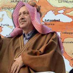 Σελτζούκος Ερντογάν σε παραλήρημα απειλεί να …επιτεθεί μόνος στηΜοσούλη!