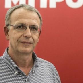 Επανεκλογή Π. Ρήγα στονΣΥΡΙΖΑ