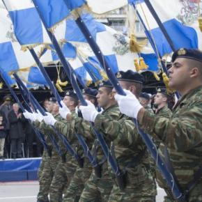 Εντυπωσίασε η Στρατιωτική Παρέλαση στη Θεσσαλονική – ΦΩΤΟ –ΒΙΝΤΕΟ