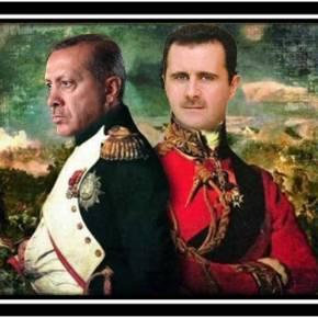Ο Ερντογάν ηττήθηκε από τον Άσαντ και τώρα θέλει να αποφύγει το διαμελισμό τηςΤουρκίας