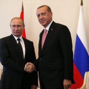 Τουρκία: Τι είπαν Ερντογάν – Πούτιν στο Παγκόσμιο ΣυμβούλιοΕνέργειας