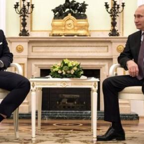 Γιατί είπε Спасибо* ο Πούτιν στον Τσίπρα;(*ευχαριστώ)