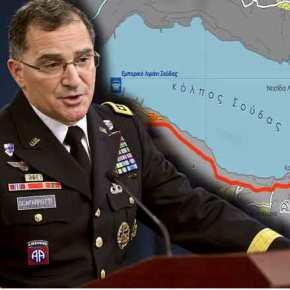 Αιφνιδιαστική επίσκεψη του Αμερικανού πρέσβη στην Σούδα μετά τον αρχηγό των δυνάμεων του ΝΑΤΟ στην Ευρώπη – Μήνυμα Μόσχας προς Αθήνα: «Μηνεμπλακείτε»