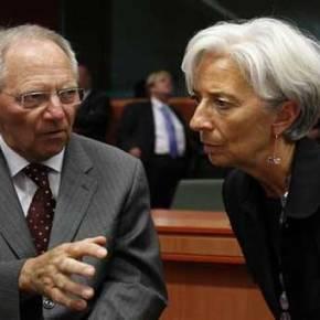 Το ΔΝΤ «με το ένα πόδι» εκτός ελληνικού προγράμματος: Η Ν.Βελκουλέσκου δεν έρχεται Ελλάδα μετά τις δηλώσειςΒ.Σόιμπλε