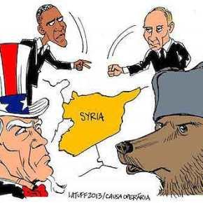 Η επικίνδυνη κλιμάκωση του πολέμου στη Συρία μπορεί ν΄ανοίξει το κουτί τηςΠανδόρας
