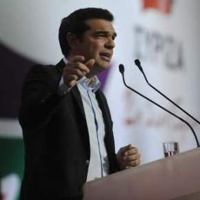 «Ανανέωση εμπιστοσύνης και ανανέωση ευθύνης» βλέπει ο Τσίπρας μετά την απόλυτη επικράτησή του στο Συνέδριο τουΣΥΡΙΖΑ