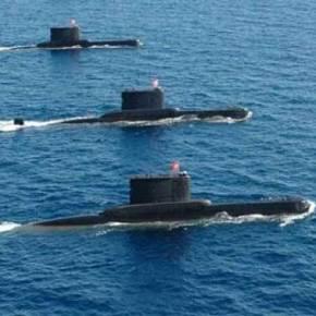 Αθήνα προς ΝΑΤΟ: «Τουρκικά υποβρύχια κάνουν βόλτες στο Αιγαίο» – Διάβημα διαμαρτυρίας προς την «Συμμαχία» η οποία «σφυρίζειαδιάφορα»