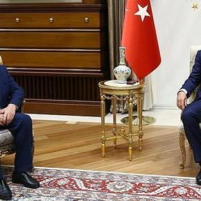 Συνεχίζουν το βιολί τους Ερντογάν & Γιλντιρίμ για τη Συνθήκη τηςΛωζάνης