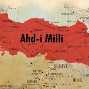 Οι αλυτρωτικές κορώνες του Ερντογάν σε πρωτοσέλιδο τουρκικήςεφημερίδας!