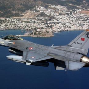 Ντοκουμέντο από Τούρκο πιλότο: Έτσι φτάνουμε πάνω από τα ελληνικά νησιά!(βίντεο)