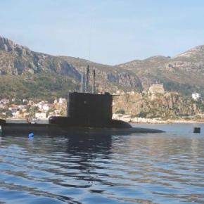 Το Πολεμικό Ναυτικό παρατάσσει υποβρύχια απέναντι στην τουρκικήπροκλητικότητα