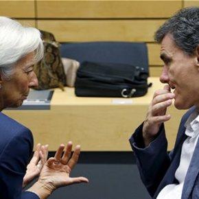 Ελλάδα και ΔΝΤ συζητούν τη συμμετοχή του στοπρόγραμμα