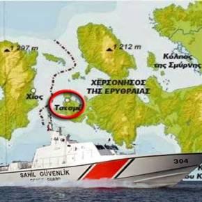Κλιμακώνει η Αγκυρα με σοβαρή πρόκληση: Η Ακτοφυλακή τους συνέλαβε έξι Έλληνες ψαράδες στα ελληνικά χωρικάύδατα