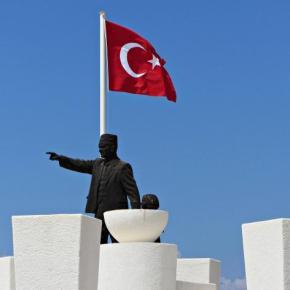 Τουρκική ΝΟΤΑΜ για αποστρατικοποίηση της Χίου και τωνΨαρών