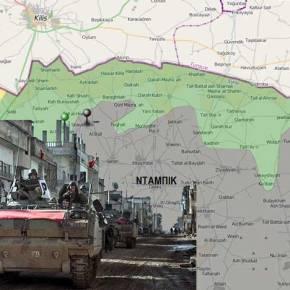 Οι Τούρκοι κατέλαβαν το Νταμπίκ στηΣυρία