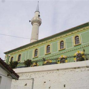 Εδώ θα ανεγερθεί το μουσουλμανικό τέμενος στον ΒοτανικόΦωτογραφίες.