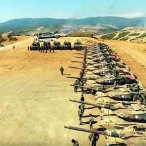 Εδώ σταμάτησε ο Τούρκος …Εντυπωσιακό Video HD από την ΆΣΚΗΣΗ «ΠΑΡΜΕΝΙΩΝ» και με τη χρήσηDrone!