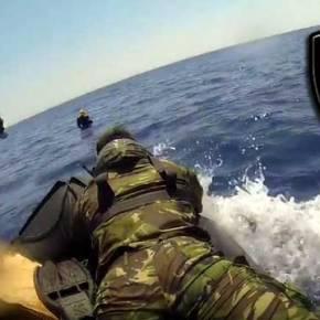 Το Ρεσάλτο των Κυπριακών Ειδικών Δυνάμεων …»Πηδάμε και σκοτώνουμε»!(video)