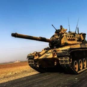 «ΜΑΤΩΝΟΥΝ» ΟΙ ΤΟΥΡΚΟΙ ΣΤΗΝ ΣΥΡΙΑ Τουρκικό άρμα μάχης κατέστρεψαν οι δυνάμεις του SDF – Φοβερή έκρηξη διαλύει φυλάκιο του τουρκικούΣτρατού