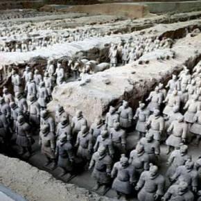 Κινέζοι αρχαιολόγοι: «Τον πήλινο Στρατό του Πρώτου Αυτοκράτορα της Κίνας τον έφτιαξαν αρχαίοι Έλληνες» – Η εκστρατεία του Διονύσου έγινε στ'αλήθεια