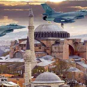 Σαν βγαίνει ο Χότζας στο Τζαμί Ουρλιάζει …»Αλλάχ Αμάν μας πλάκωσαν τα F-16″! (Video message to Turkey)