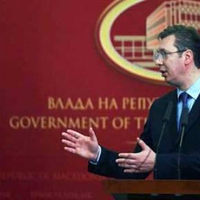 «Μαύρη προειδοποίηση» κατά του Σέρβου πρωθυπουργού ενώ οι τρομερές πιέσεις ΝΑΤΟ-ΕΕεντείνονται