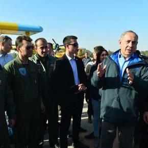 Χαμός στο Ισραήλ με τους τρομερούς Έλληνες πιλότους – Θερμά συγχαρητήρια απόΜ.Νετανιάχου