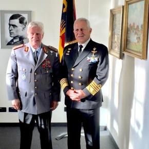 Επίσημη Επίσκεψη Αρχηγού ΓΕΕΘΑ στηνΓερμανία
