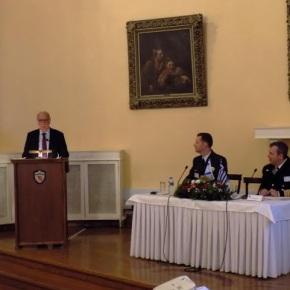 Ομιλία ΑΝΥΕΘΑ Δημήτρη Βίτσα στην 1st Hellenic – Israeli Defence IndustryDay