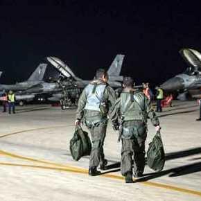 Τους Άσσους της «111 ΠΜ» έστειλε το ΑΤΑ στην Αναχαίτιση των ΤούρκικωνΜαχητικών!