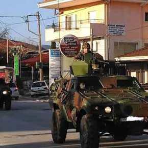 Αξημέρωτα δόθηκε Συναγερμός και Αποστολή Μάχης στην 8η Μ/Π ΤΑΞ της Ηπείρου!(Φώτο)