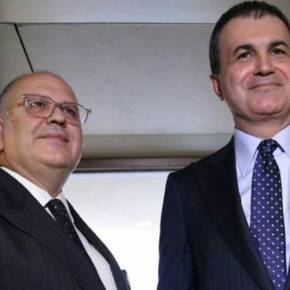 ΕΛΛΗΝΟΤΟΥΡΚΙΚΑ -Συνάντηση Ν. Ξυδάκη-Ο. Τσελίκ – «Κοινή βούληση για ενίσχυση και σύσφιξη των ελληνοτουρκικώνσχέσεων»