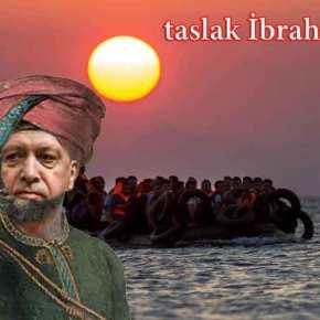 Σε εφαρμογή το σχέδιο «Ιμπραήμ» για τον αφανισμό των Ελλήνων: Mαζική αποστολή 3.000 μεταναστών την ημέρα από τηνΤουρκία