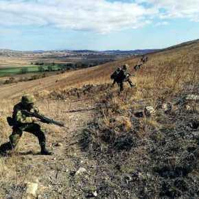 Εκπαίδευση Νεοσυλλέκτων σε Ρεαλιστικές συνθήκες Μάχης …Από την ΑΣΔΕΝ!(φώτο)