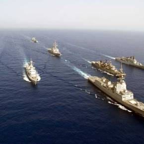 «Επιχείρηση Sea Guardian» από το ΝΑΤΟ για να ανακόψει «τη φόρα» της ρωσικής αρμάδας στη Μεσόγειο, με ελληνικήσυμμετοχή!