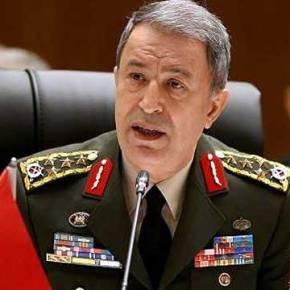 Ο Αρχηγός των τουρκικών ΕΔ στέλνει χαιρετίσματα στη Θράκη!!! Τι είπε οΑκάρ