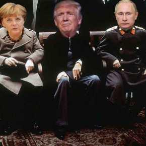 Β.Πούτιν και Ν.Τραμπ: Πόσο πιθανή είναι μια νέα Γιάλτα με την Ελλάδα να περνά στην ρωσική σφαίραεπιρροής;