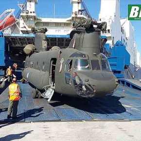 Τα ζόρια του «Τουρκόψυχου Αρθρογράφου της Birlik» για Ελικόπτερα CH-47D της Α.Σ …Tονέτσουξε;