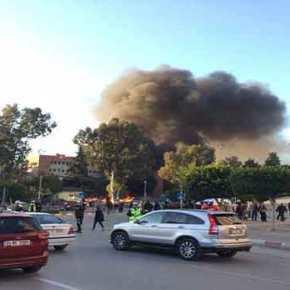 Ισχυρή έκρηξη με 2 νεκρούς και 21 τραυματίες στα Άδανα της Τουρκίας (upd) (βίντεο,εικόνες)