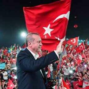 """""""Τα σύνορα της δικής μας καρδιάς"""" που πρέπει να τα γνωρίζει οΕρντογάν"""