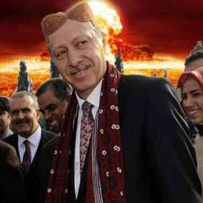 O Ρ.Τ.Ερντογάν ζητάει πυρηνικά όπλα από τοΠακιστάν