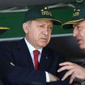 """Ο Ερντογάν ανακοίνωσε νέο στρατηγικό δόγμα με """"επεμβάσεις της Τουρκίας εκτόςσυνόρων""""!"""